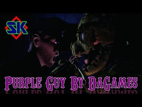 [SFM-FNAF] Purple Guy- By DAGames