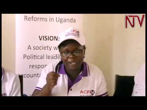 Kamuli civil society organisations call for law regulating campaign financing