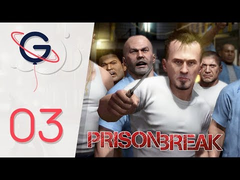 PRISON BREAK FR #3 : L'Émeute