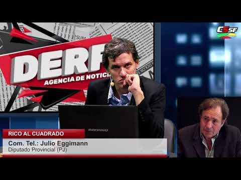 Eggimann: Hay un marco para desarrollar la Reforma Constitucional