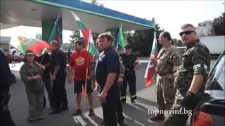 Братья Болгары отомстили за Россию   Побили хохлов!