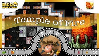 [~Dragon of Fire~] #10 Temple of Fire - Diggy
