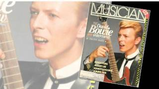 David Bowie Jump they say instrumental cover version