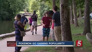 The Pokemon craze that surfaced back in the 90s has resurfaced afte...