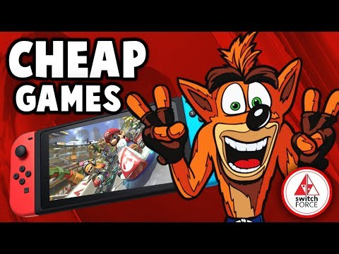 JUST RELEASED New Switch Games Sale AWESOME PHYSICAL GAMES For Cheap