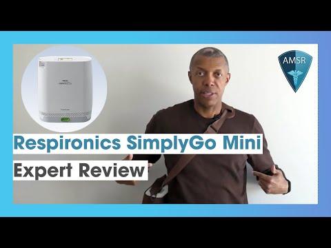 Philips Respironics SimplyGo Mini - Expert Review