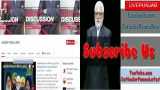 Baghwant mann  viral video jhooth or such || jatinder pannu