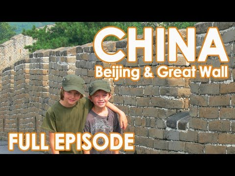Beijing China Travel Tips // Full Episode Family Travel to C