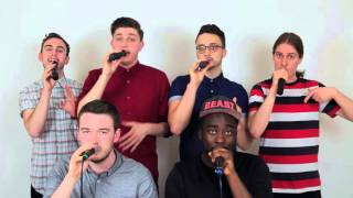 Let Me Blow Ya Mind - Eve ft. Gwen Stefani Cover - The Sons of Pitches