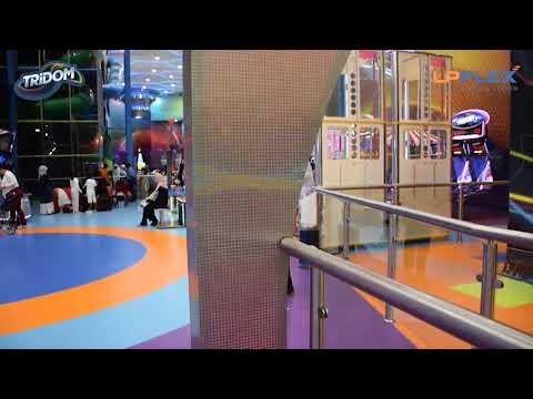 Transparent Screens @ Tridom, Dubai