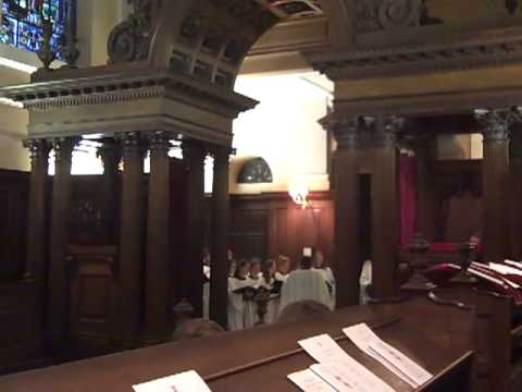 The Queen's College and Christ Church College, Oxford University.mp4