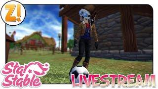 Star Stable [SSO]: Wolkig mit Aussicht auf Pferde! #472 | Let