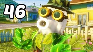 Let's Play Plants Vs Zombies Garden Warfare #46 Deutsch - Tarn Kaktee