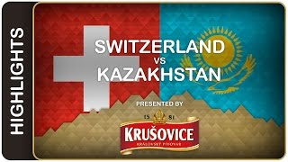 """Canakhstan"" stuns Swiss in the shootout 