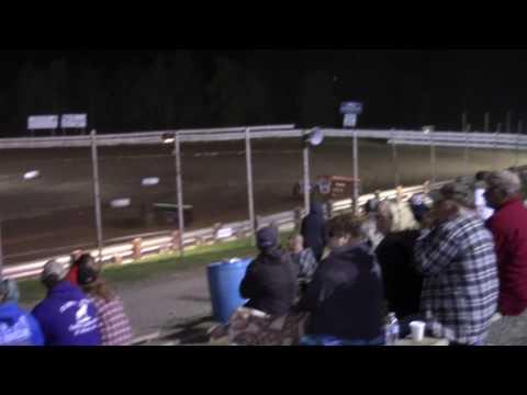Hummingbird Speedway (7-8-17): BWP Bats Late Model Feature