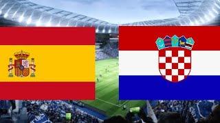 Spanien - Kroatien | Nations League 2018 Prognose/Tipp