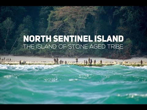 North Sentinel Island | Most Isolated People In The World