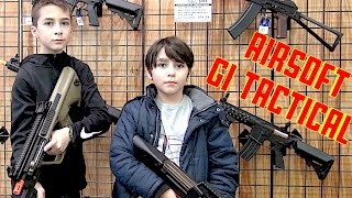 HappyFamily1004 visits GI TACTICAL Airsoft Store