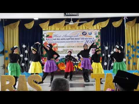 Persembahan Murid Tahun 4, HAKMu SK Batu Belah 2016 ~ Pencuri Hati