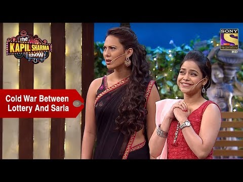 Cold War Between Lottery And Sarla – The Kapil Sharma Show