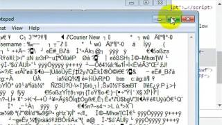 How to hack passwords in flash files
