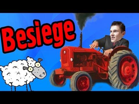 ДАВИМ ОВЕЧЕК - Besiege - №1?