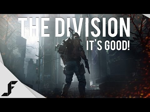 THE DIVISION - New Gameplay and Impressions by JackFrags