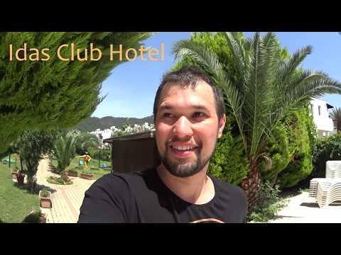 Idas Hotel | Idas Club Hotel| Отель Идаш, Идаш Клаб | Icmeler | Ичмелер
