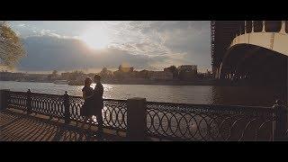 Интересное приглашение на свадьбу. Сергей и Ксения. Москва || Avatarfilms.