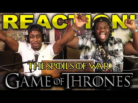 "Game Of Thrones 7X4 ""The Spoils Of War"" : REACTION! Part. 2"