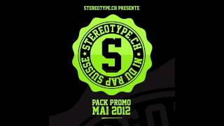 Williman - Maxi push [PACK PROMO MAI 2012] // STEREOTYPE.CH