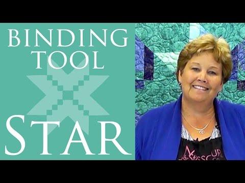 Binding Tool Star Quilt Pattern By Missouri Star Missouri Star