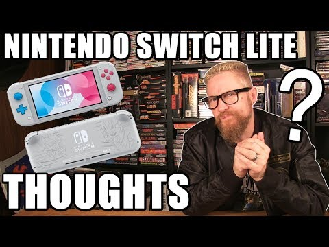 NINTENDO SWITCH LITE - Happy Console Gamer