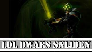 LoL - All Random Dominion dwars snijden