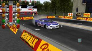 IHRA DRAG RACING GAME PRO MOD SUPER CHARGER TESTING