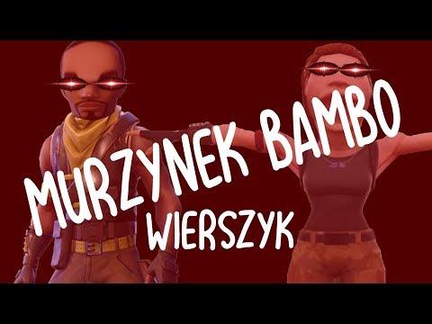 Murzynek Bambo Wierszyk Fortnite Youtube