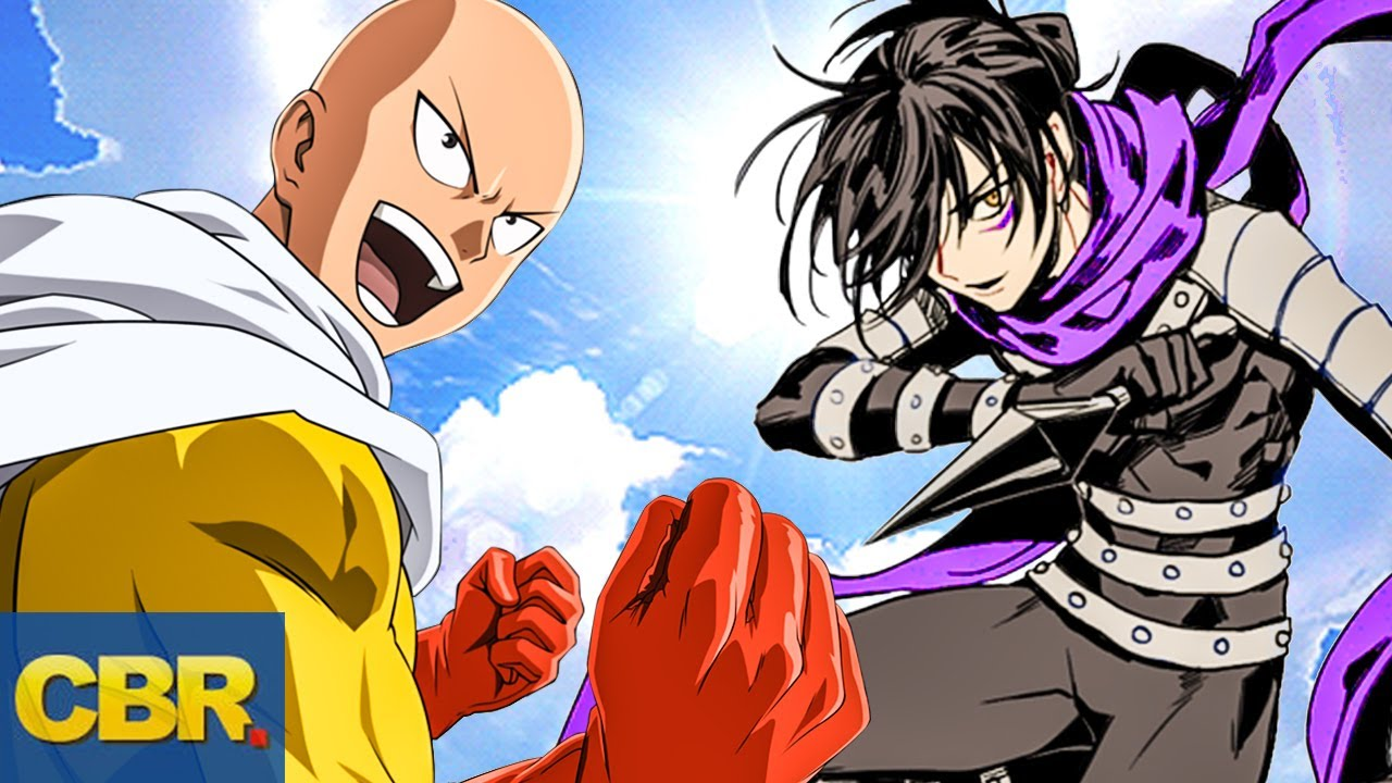 Season 3 Of One Punch Man Will Feature An Epic Rivalry Youtube
