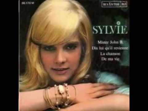 SYLVIE VARTAN      MR John B    ( 1968 )