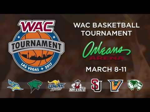 Western Athletic Conference Basketball Tournament - March 2017