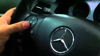Reset luz de Serviço Mercedes Classe C