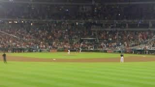 Max Scherzer's 300th Strikeout - stadium reaction