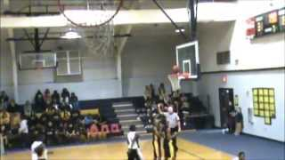 Jalen Everett 8th Grade Basketball Highlights