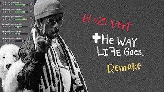 Making a Beat: Lil Uzi Vert - The Way Life Goes (Remake)