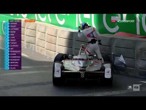 FormulaE  Santiago Race