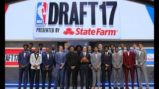 2017 NBA Draft Recap In Under 7 Minutes - First Round (Picks 1-30)