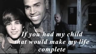 Next To You - Justin Bieber & Chris Brown Karaoke Duet |Sing With Justin & Chris!!|