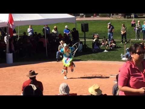 Native American Hoop Dance At The Heard Museum, Phoenix AZ