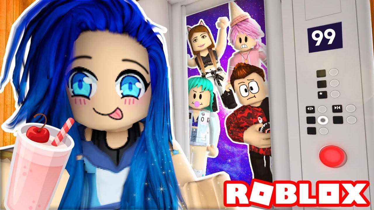 The Craziest Elevator On Roblox Youtube