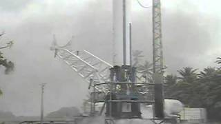 Falcon 1 Flight 3 Static Fire Pad 3