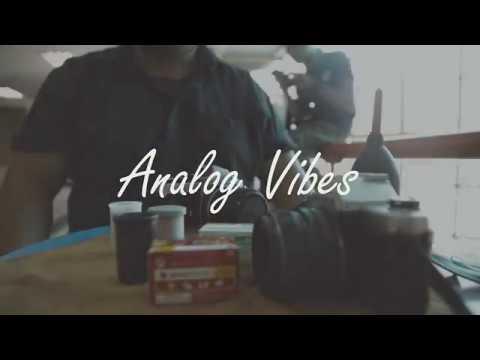 Analog Vibes - Shoot Film Not Megapixels!